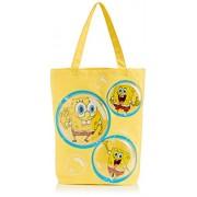 Trade Mark Collections Spongebob Bubbles Shopper Bag