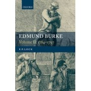 Edmund Burke by F. P. Lock