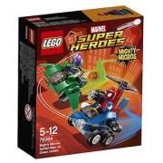 LEGO SUPER HEROES: Mighty Micros Spider-man vs Green Goblin 76064