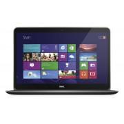 "Laptop DELL, XPS 15 9530, Intel Core i7-4712HQ, 2.30 GHz, HDD: 80 GB, RAM: 8 GB, video: Intel HD Graphics 4600, nVIDIA GeForce GT 750M, 15.6"" LCD (QHD+), 3200 x 1800"