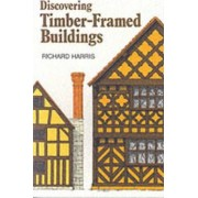 Timber-framed Buildings by Richard Harris
