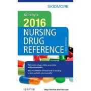 Mosby's 2016 Nursing Drug Reference by Linda Skidmore-Roth