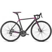 Bicicleta semicursiera Focus Cayo Al Donna Disc Tiagra 20G 2016