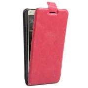 Huawei Y5II Verticale Flip Case - Hot Pink