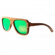 Earth Wood Sunglasses Siesta 067z Unisex