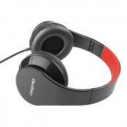 Casti Qoltec 50812 black / red