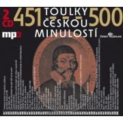 Toulky českou minulostí 451-500 - 2CDmp3(Iva Valešová; František Derfler; Igor Bareš)
