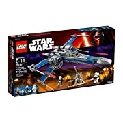 LEGO 75149 Star Wars Resistance X-Wing Fighter Construction Set - Multi-Coloured