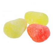 Kingsway Small Pear Drops Red and Yellow Boiled Retro Sweets