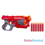 Hasbro NERF N-Strike MEGA: Cycloneshock szivacslövő fegyver ajándék utántöltővel (HASBROA9353)