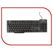 Клавиатура Delux DLK-8050TB Black