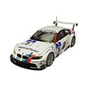 Minichamps 1:18 Scale 2010 Prialux/Muller/Werner/Adorf BMW M3 GT2 E92