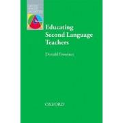 Educating Second Language Teachers by Donald Freeman