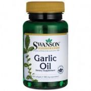 Swanson fokhagyma olaj - 250db lágyzselatin kapszula