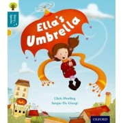 Oxford Reading Tree Story Sparks: Oxford Level 9: Ella's Umbrella by Chris Powling