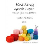 Knitting Graph Paper: Design Your Own: Chart Ratios 2:3