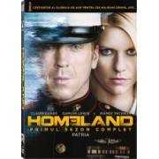 HOMELAND - SEASON 1 DVD 2011