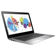"Ultrabook HP EliteBook Folio 1020 G1, 12.5"" QHD Touch, Intel Core M-5Y51, RAM 8GB, SSD 256GB, Windows 10 Pro, Argintiu"