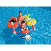 Intex Inflatable Pool Cruisers - Childs Pool Float - Rocket Racer