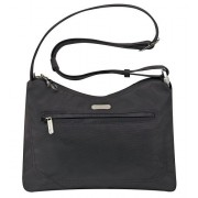 Travelon Anti Theft With RFID Protection Shoulder Bag Black TRA42222BLK