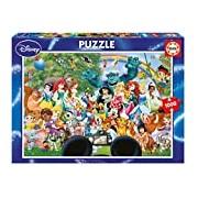 "Educa Borras 16297 ""The Marvellous World of Disney II"" Puzzle (1000-Piece)"