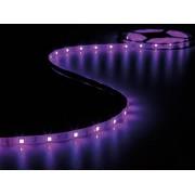 KIT RUBAN À LED FLEXIBLE AVEC CONTRÔLEUR ET ALIMENTATION - RVB - 150 LED - 5 m - 12 VCC