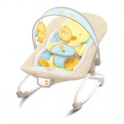 Bright Starts - 6978 - Comfort & Harmony Rocker-Snuggle Duckling Fashion