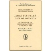 James Boswell's Life of Johnson by James Boswell