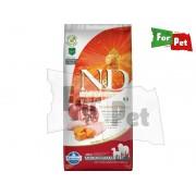 Dog Grain Free csirke&gránátalma sütõtökkel adult medium&maxi 12kg
