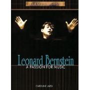 Leonard Bernstein by Caroline Evensen Lazo