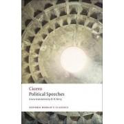 Political Speeches by Marcus Tullius Cicero