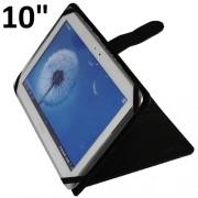 Case para Tablet 10´´ Capa Protetor Suporte Couro Sintético PT-10A