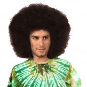 peluca afro negra | peluca afro