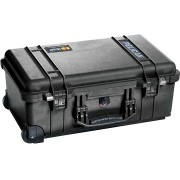 Pelican Waterproof - Overnight Laptop Hard Case - 1510 (Black)