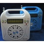 Boxa mini portabila Cu MP3 Player si Radio Fm