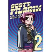 Scott Pilgrim: Scott Pilgrim Versus the World v. 2 by Bryan O'Malley