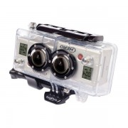 GoPro 3D Hero Case + Cable