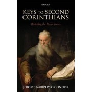 Keys to Second Corinthians by Jerome Murphy-O'Connor