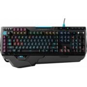 Tastatura Gaming Mecanica Logitech G910 Orion Spark Neagra