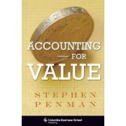 Accounting for Value by Stephen Penman