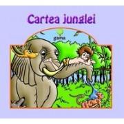Cartea junglei - povesti pliate.