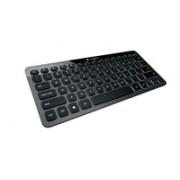 Tastatura Bluetooth Logitech K810 SpinTek Negru