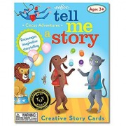 eeboo Tell Me A Story - Circus Animals Adventure