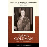 Emma Goldman by John C. Chalberg