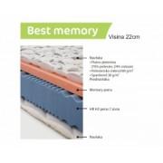 Dušek BEST MEMORY 160x200 ili (190)