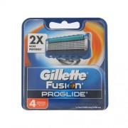 Gillette Fusion Proglide Ersatzklinge für Männer 4 St. Ersatzklingen
