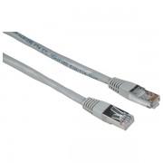 Cablu de retea STP Cat5e HAMA, 1.5m, gri