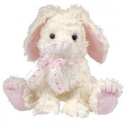 Marshmallow the White Bunny Rabbit - Ty Beanie Babies