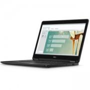 Лаптоп Notebook DELL Latitude E7270, Core i7 6600U (2.6GHz, 4MB cache), Intel HD 520, 256GB SSD, 12.5 инча 1920x1080, N001LE727012EMEA_UBU-14