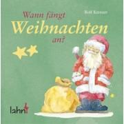 Wann fängt Weihnachten an?, CD